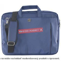 "Taška pre notebook 15,6"" WASHINGTON Navy Blue NSS-35086BL SBOX"