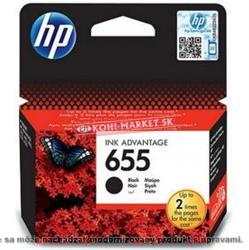 Atrament HP CZ109AE No.655 black